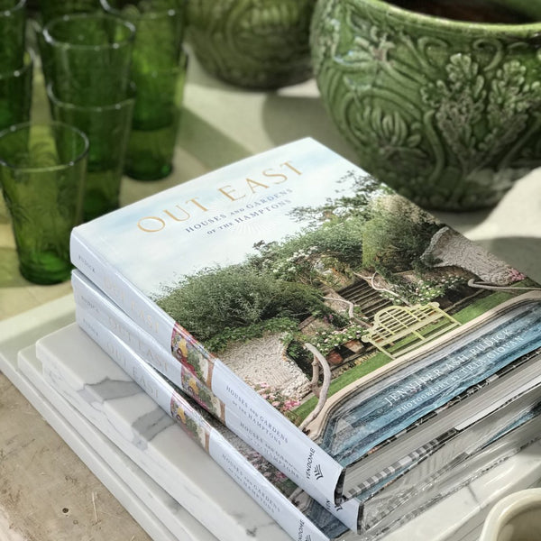 Out East : Houses and Gardens of the Hamptons Book