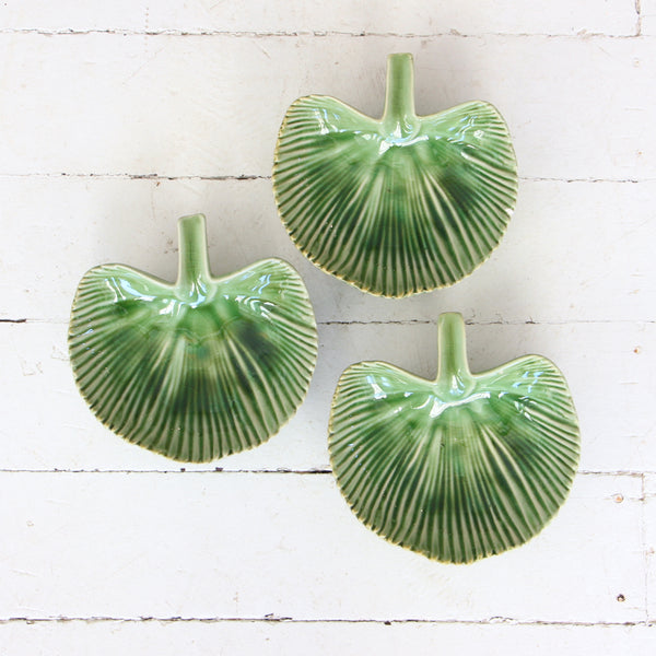 Fan Palm Trinket Dish