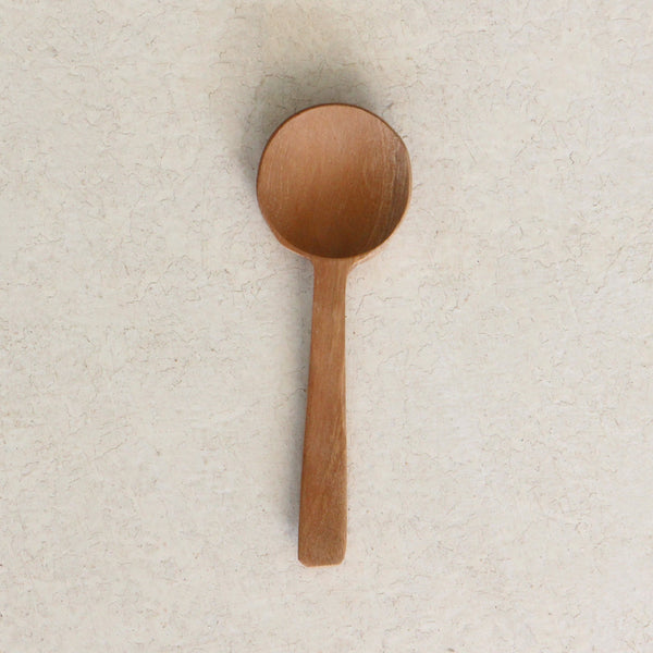 Wooden Condiment Spoon