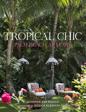 Tropical Chic Palm Beach At Home Book