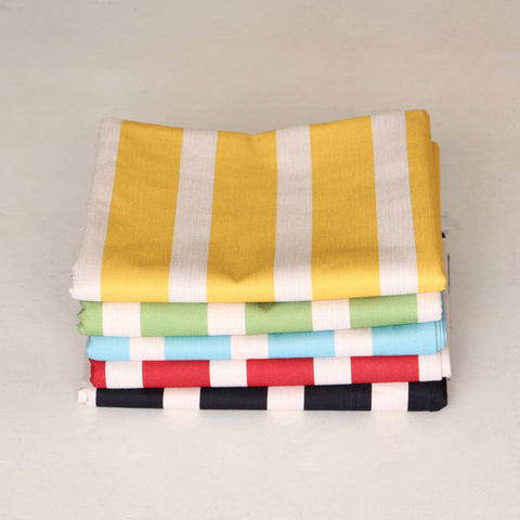 Summer Striped Tablecloth