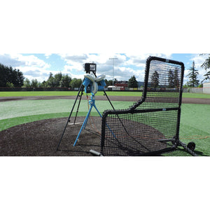 instant pitching machine practice with a jugs BP1