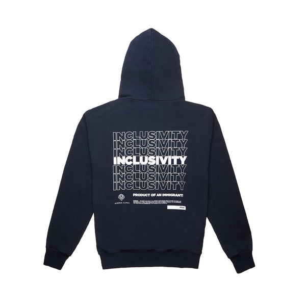 INCLUSIVITY HOODY