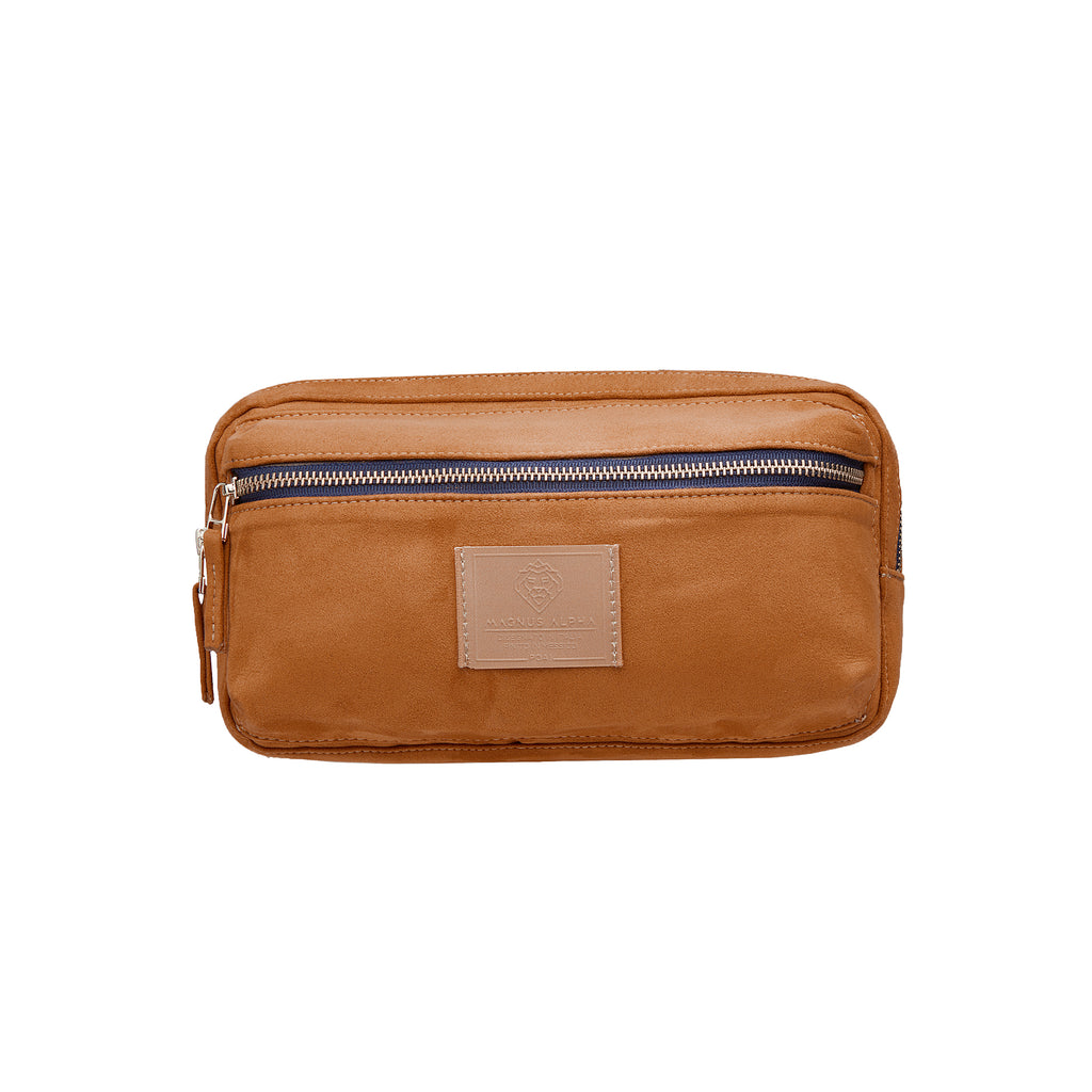 POAI CROSS BODY - Sudan Brown