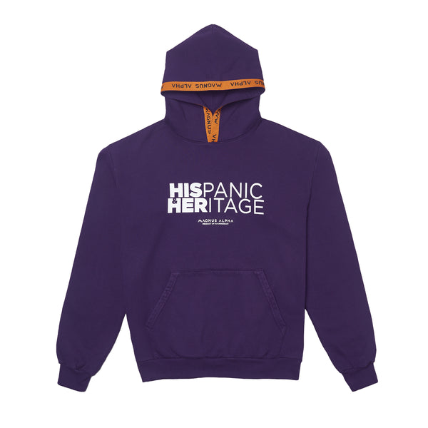 POAI Hoody: Purple