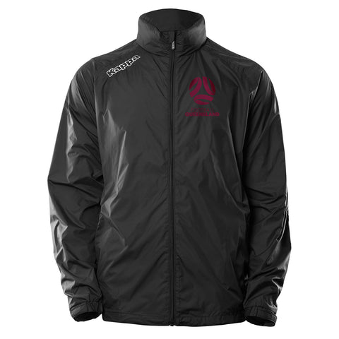 Official Referee Spray Jacket - Black
