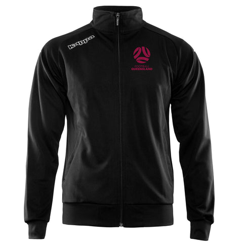 Official Referee Track Jacket - Black