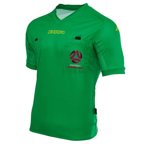 Official Referee Jersey - Green