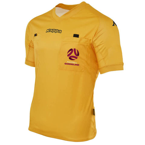 Official Referee Jersey - Yellow