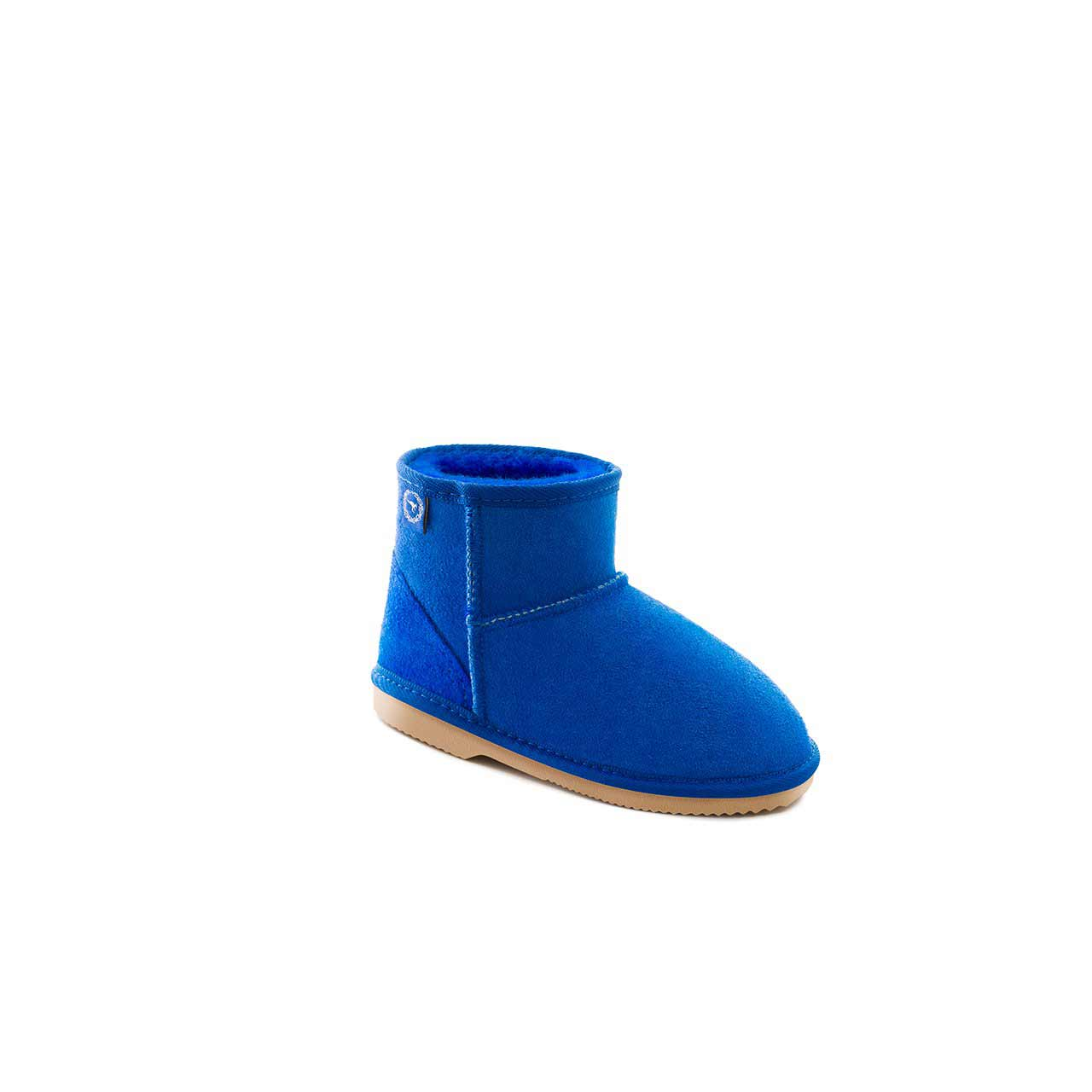 Children's Mini Boots - Cobalt