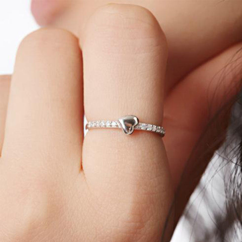 Women High Quality Beautiful unique ring Pure 925 Sterling Silver ring