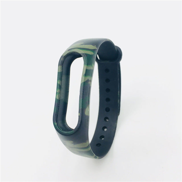 2 Colorful Strap Wristband Replacement