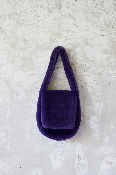 Shearling Bag
