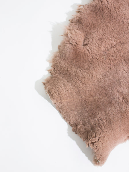 Rose Shearling