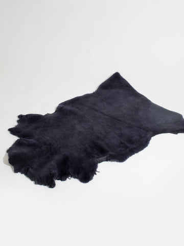 Midnight Blue Shearling