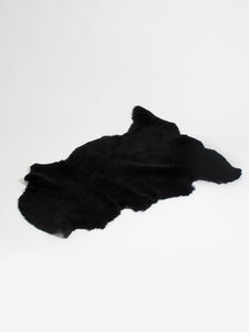 Shadow Black Shearling