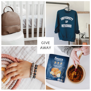 Mama and Little Giveaway-Amara Organic Foods