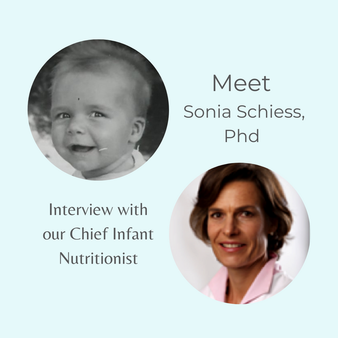 Meet the Team: Interview with our Chief Infant Nutritionist