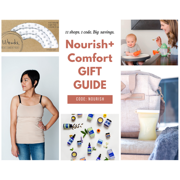 Nourish and Comfort Gift Guide