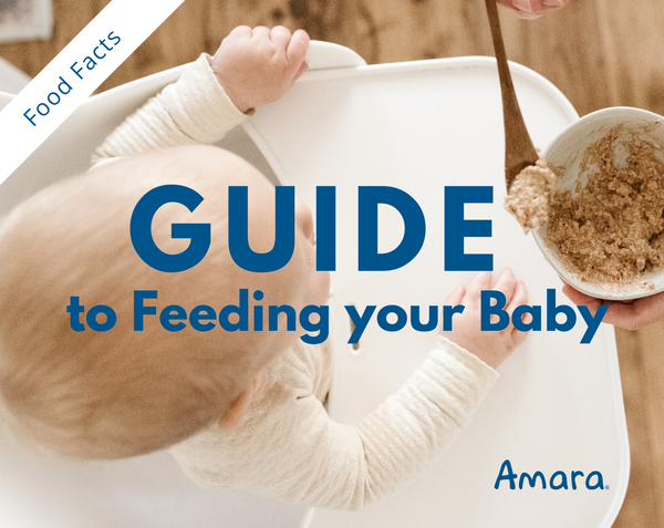 baby feeding guide and schedule for the first year
