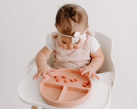 organic and conventional foods for your baby