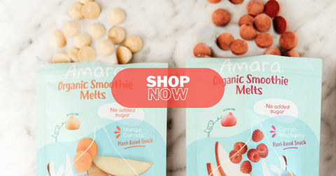 amara yogurt smoothie melts