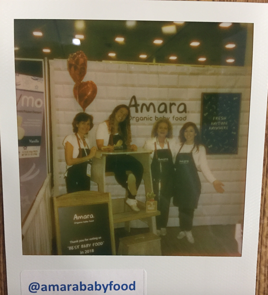 amara founder and team