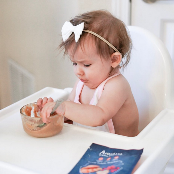 baby feeding and weaning