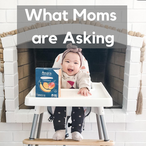 what moms are asking