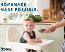 Introduction to Baby's First Superfruits - Amara Organic Foods