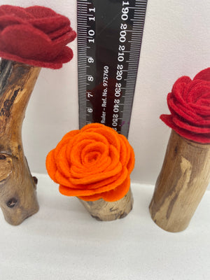Autumn Felt Flower Tree