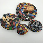 Indigenous Australian timber toys sustainable Rainbow snake