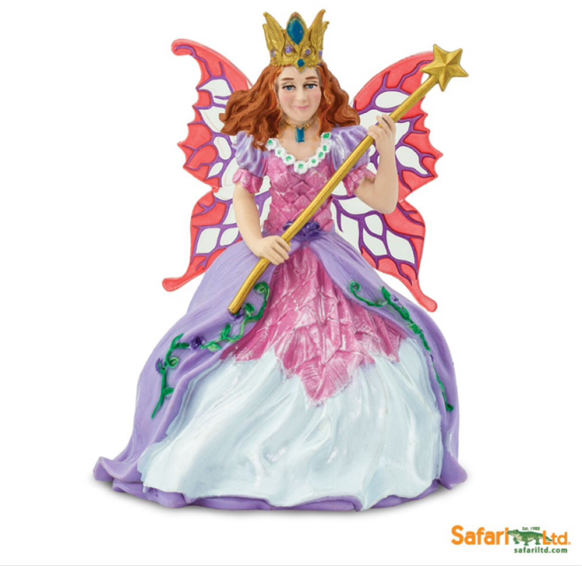 Safari rose the fairy queen child fantasy play toys