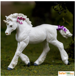 Safari unicorn baby child fantasy play toys