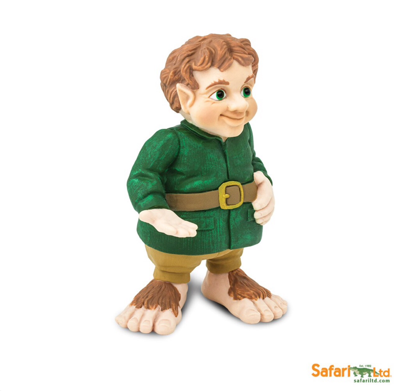 Safari ltd halfling gnome child fantasy play toys
