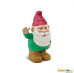 Safari green gnome child fantasy play toys