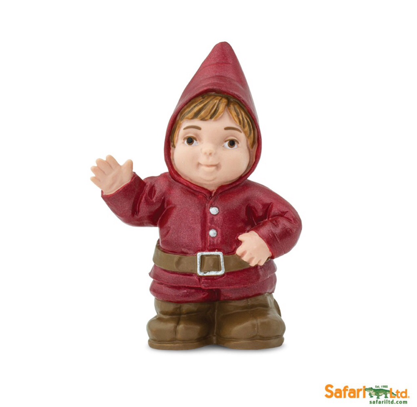 Safari gnome child fantasy play toys