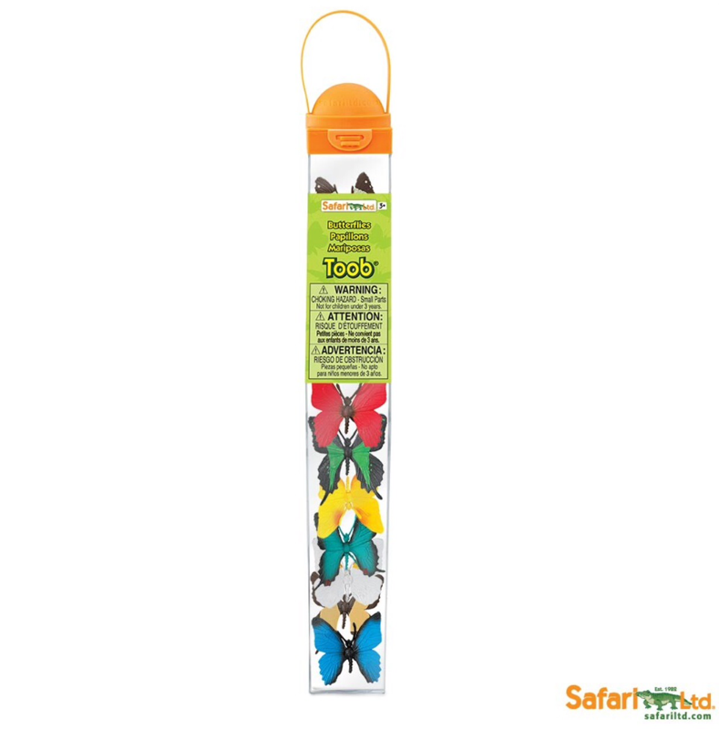 Butterflies TOOBS safari ltd toys
