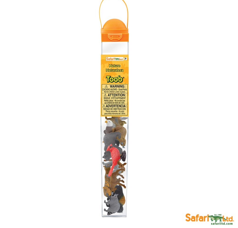Nature TOOBS safari ltd toys