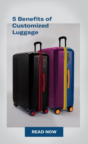 5 Benefits of Customized Luggage