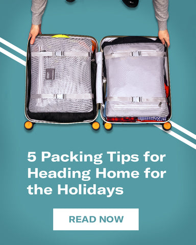 5 Packing Tips for the Holidays