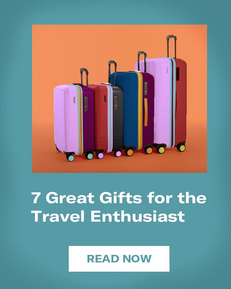 7 Great Gifts for the Travel Enthusiast