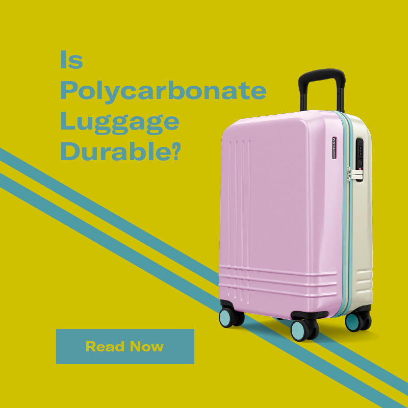 Is Polycarbonate Luggage Durable?