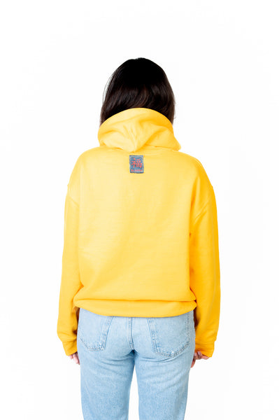 HOODIE GOLD GOOD FORTUNE