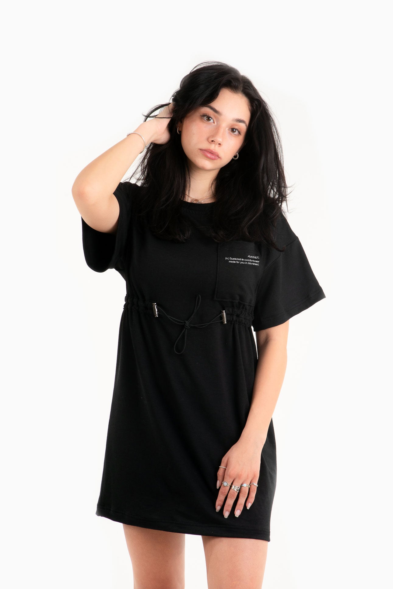 Robe oversized AmNot