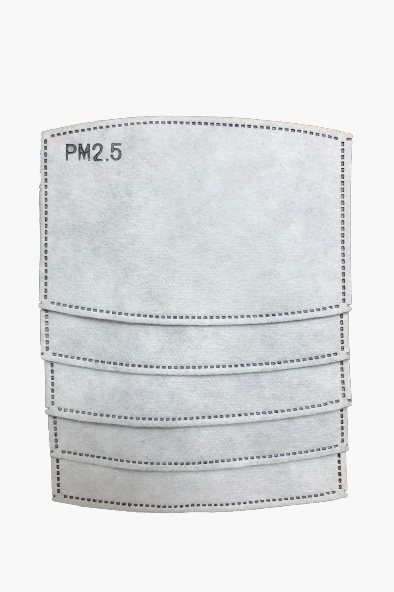 FILTER PM2.5 FOR REUSABLE MASKS