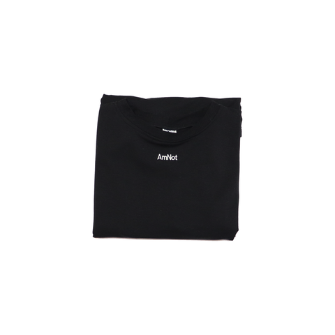 LONG SLEEVE - BROD. AMNOT BLACK