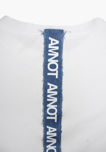 CROP TOP T-SHIRT AMNOT