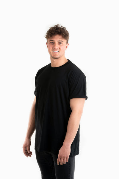 T-SHIRT UNISEX COTTON - ELEVATED ESSENTIAL