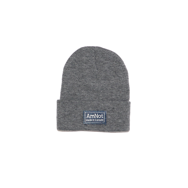 TUQUE DENIM broderie IVOIRE